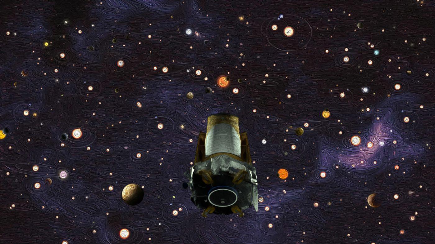 おやすみケプラー、大量の惑星を発見した宇宙望遠鏡が引退