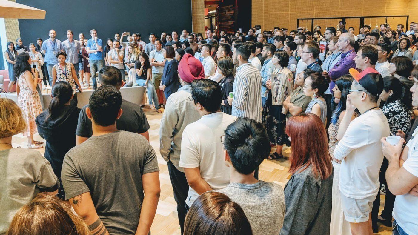 グーグルで従業員がスト、セクハラ問題に抗議