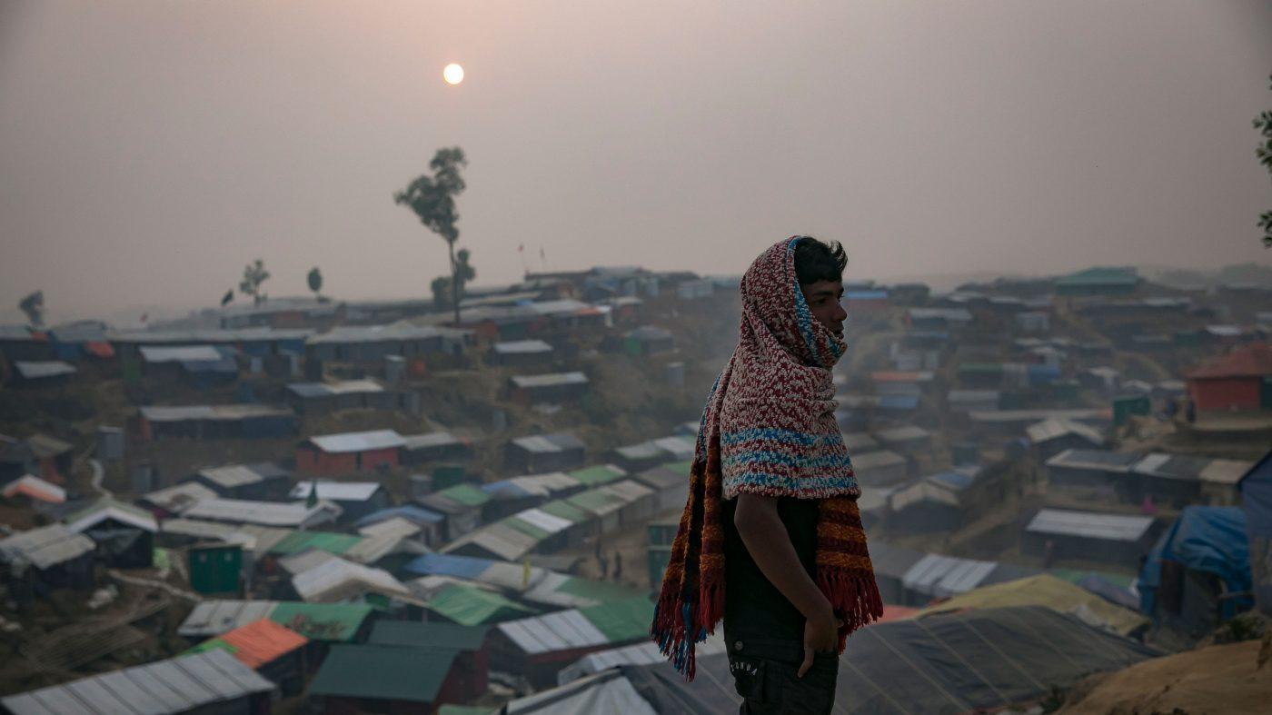 蔓延するヘイト投稿、フェイスブックがミャンマーでの現状認める