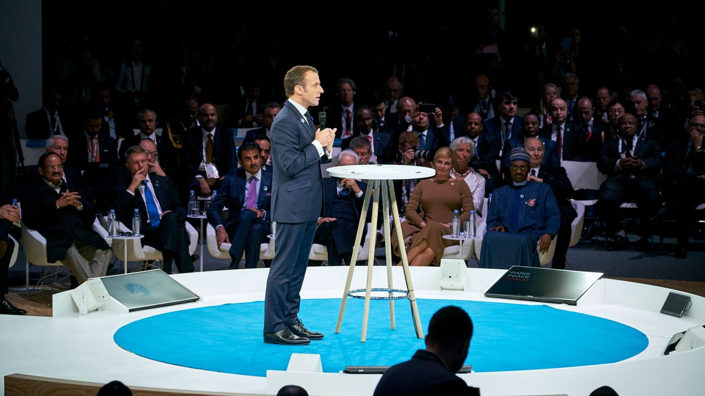フランスが多国間サイバー安全協定を発表、米中露は署名せず