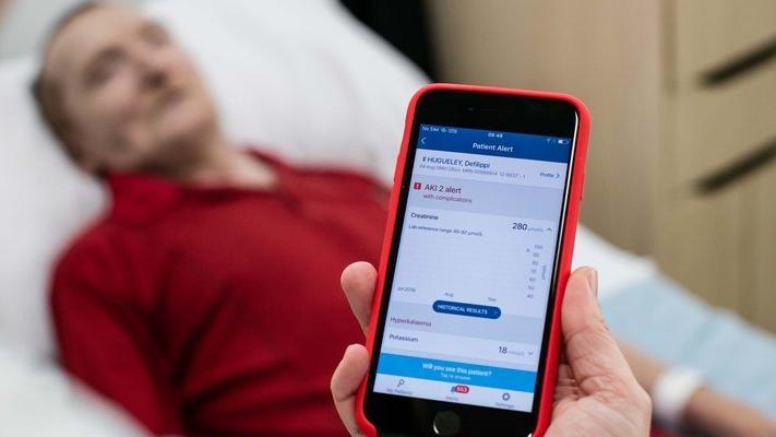 グーグルがディープマインドの医療部門を吸収、患者データ共有へ