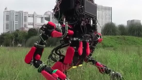 二足歩行ロボ撤退、アルファベットがロボット事業再構築へ