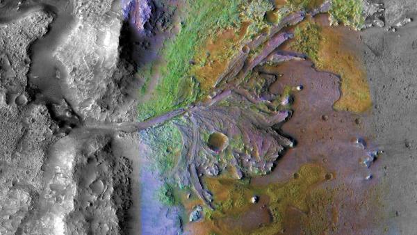 NASA、マーズ2020の着陸地点を決定