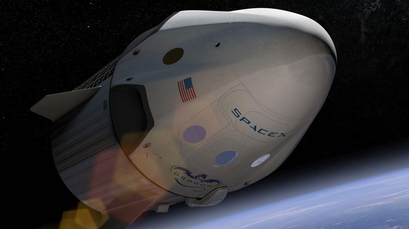スペースXのISS行き有人ロケット、2019年6月に打ち上げ