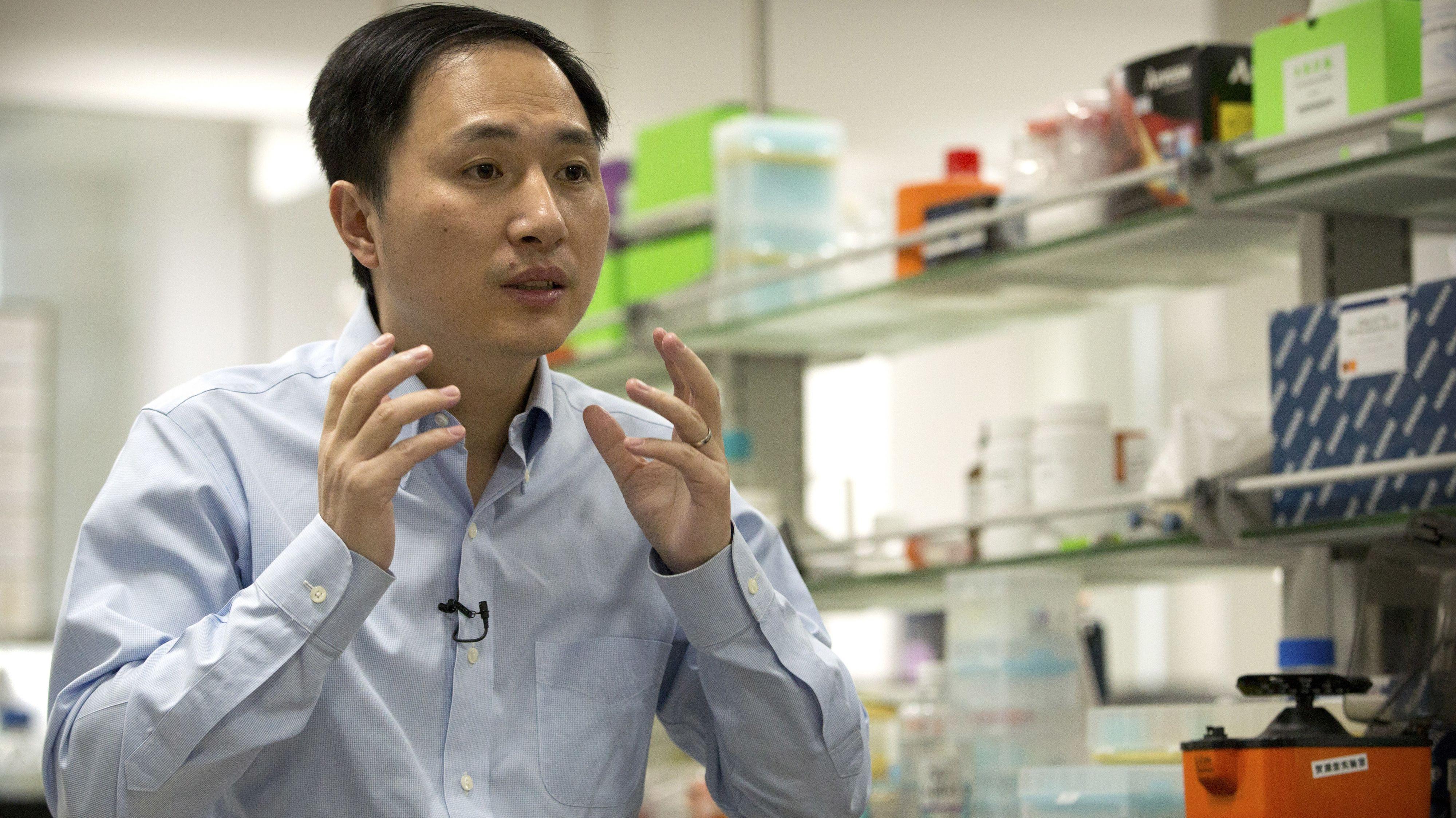 遺伝子編集ベビーの衝撃: 大バッシングにも負けない 中国人研究者の言い分