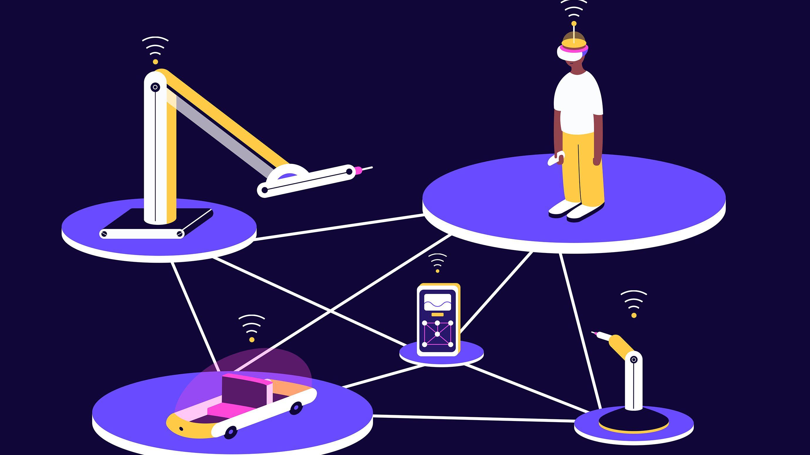 アウディが生産現場に「5G」、IoT時代見据え導入加速