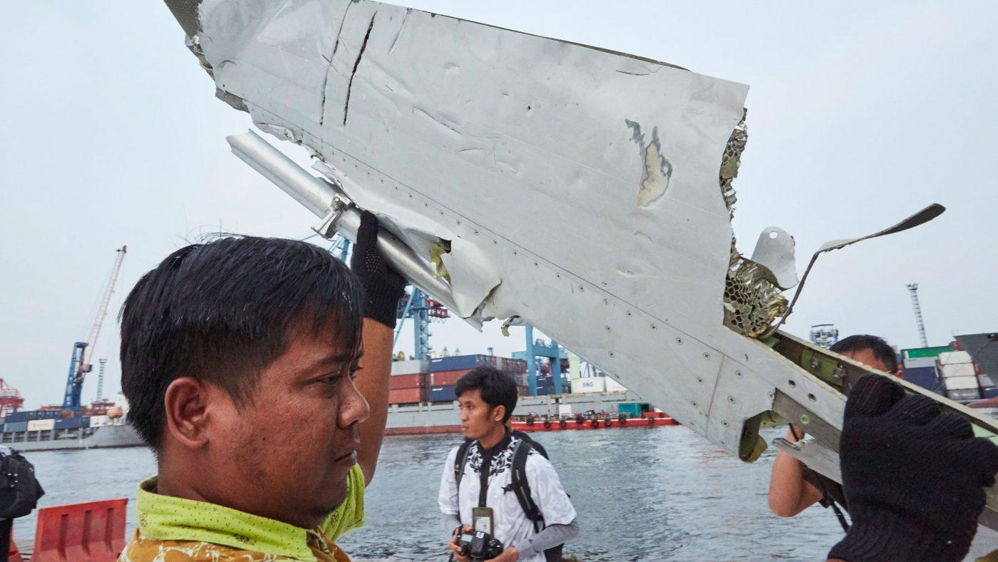 インドネシア格安航空事故、自動失速防止システムが原因か
