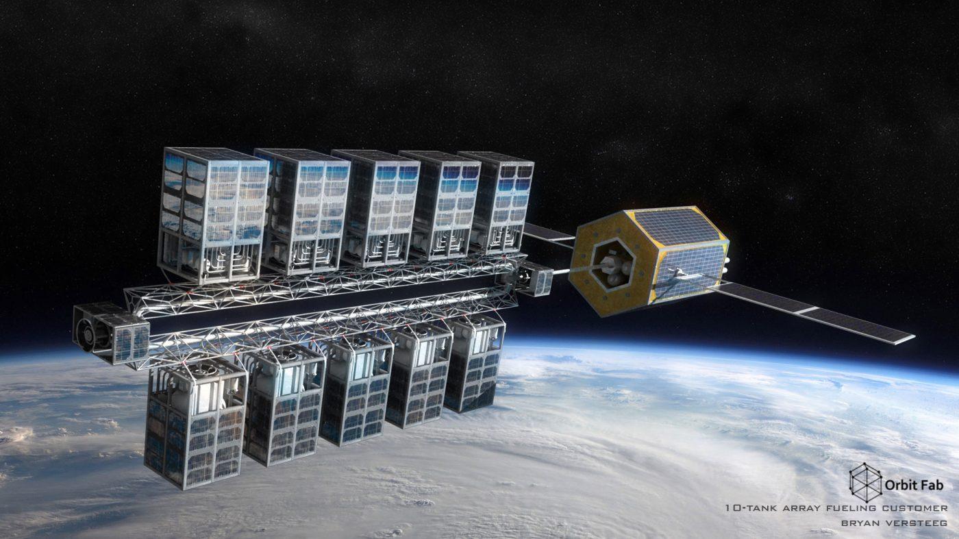 人工衛星の「ガソスタ」目指すベンチャー、ISSで液体輸送実験