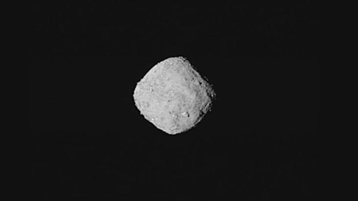 NASA探査機「オシリス・レックス」、小惑星ベンヌに到着