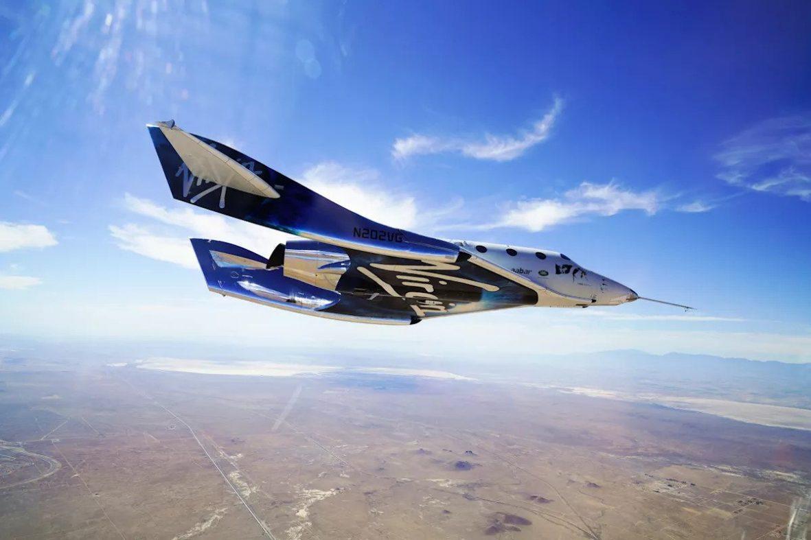 バージン、宇宙空間に達する試験飛行を初実施へ