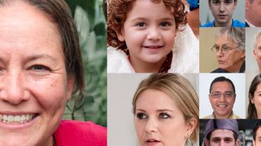 リアルすぎる「実在しない顔」生成、エヌビディアがGANで新手法