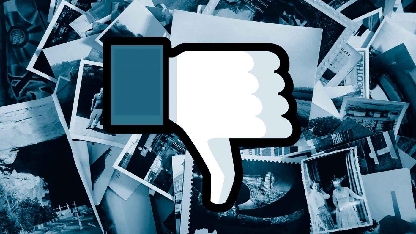 フェイスブック、バグ原因で680万人の未公開写真がだだ漏れ