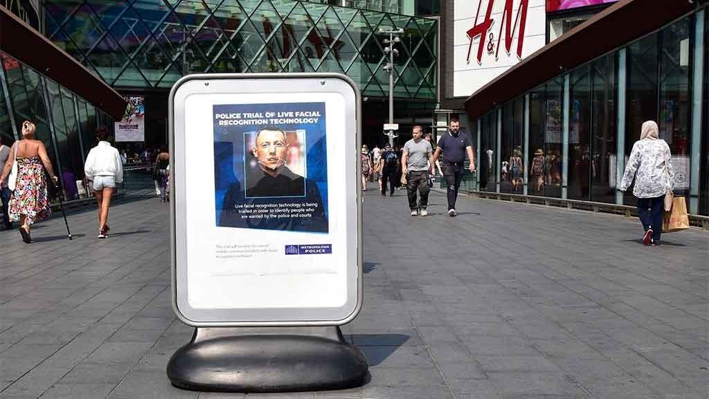 ロンドン警視庁、NECの顔認識技術で指名手配犯検出を試験