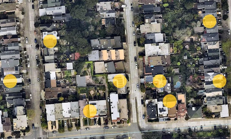 深層学習で全米のソーラーパネル設置場所を特定、スタンフォード大