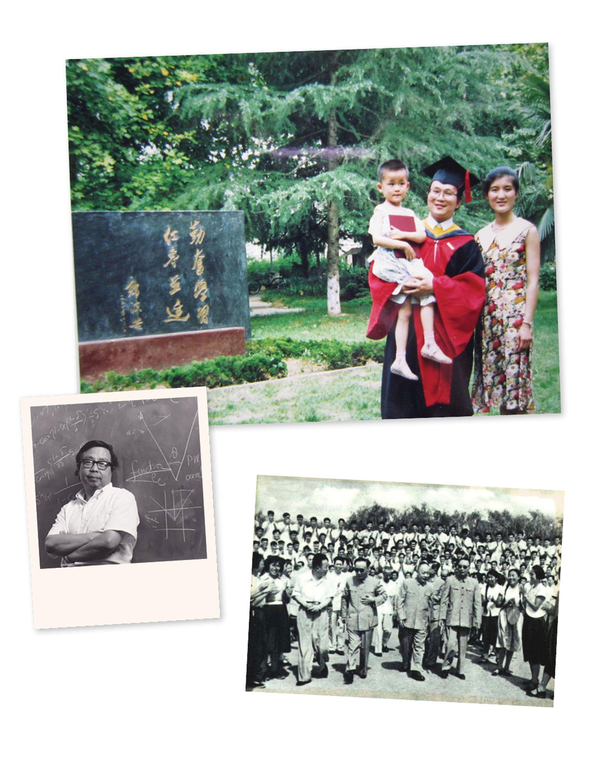 「科学」対「国家」 中国科学技術大学と ある中国人一家三代の物語