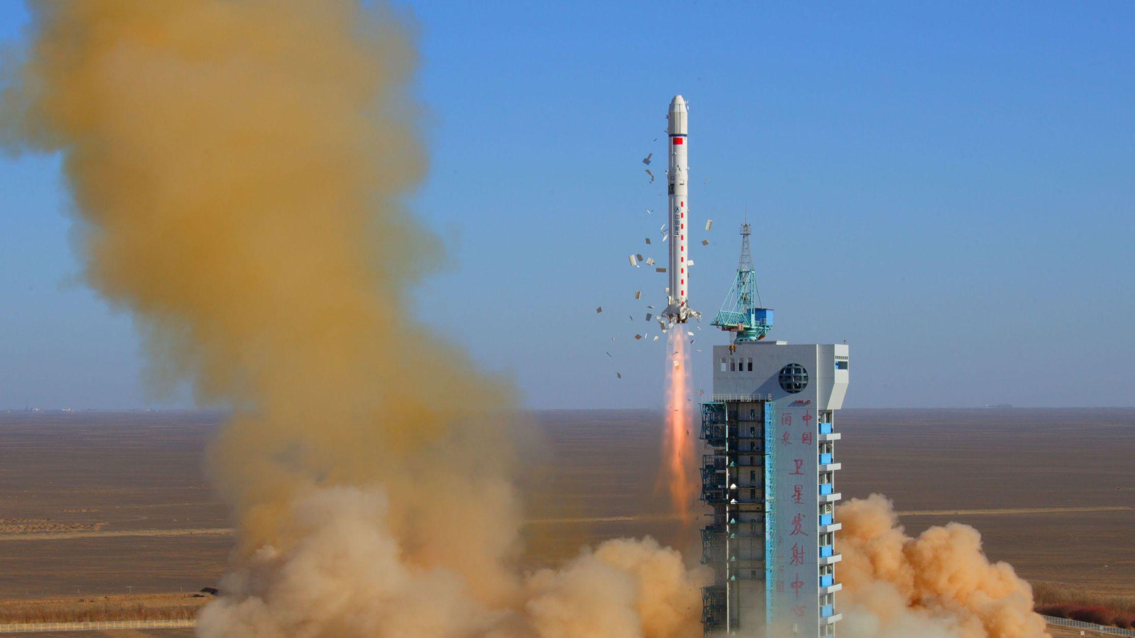 打ち上げ成功世界一 宇宙開発の主役に躍り出た 中国の「実力」