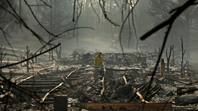 気候変動が 「差し迫った脅威」に 変わった日