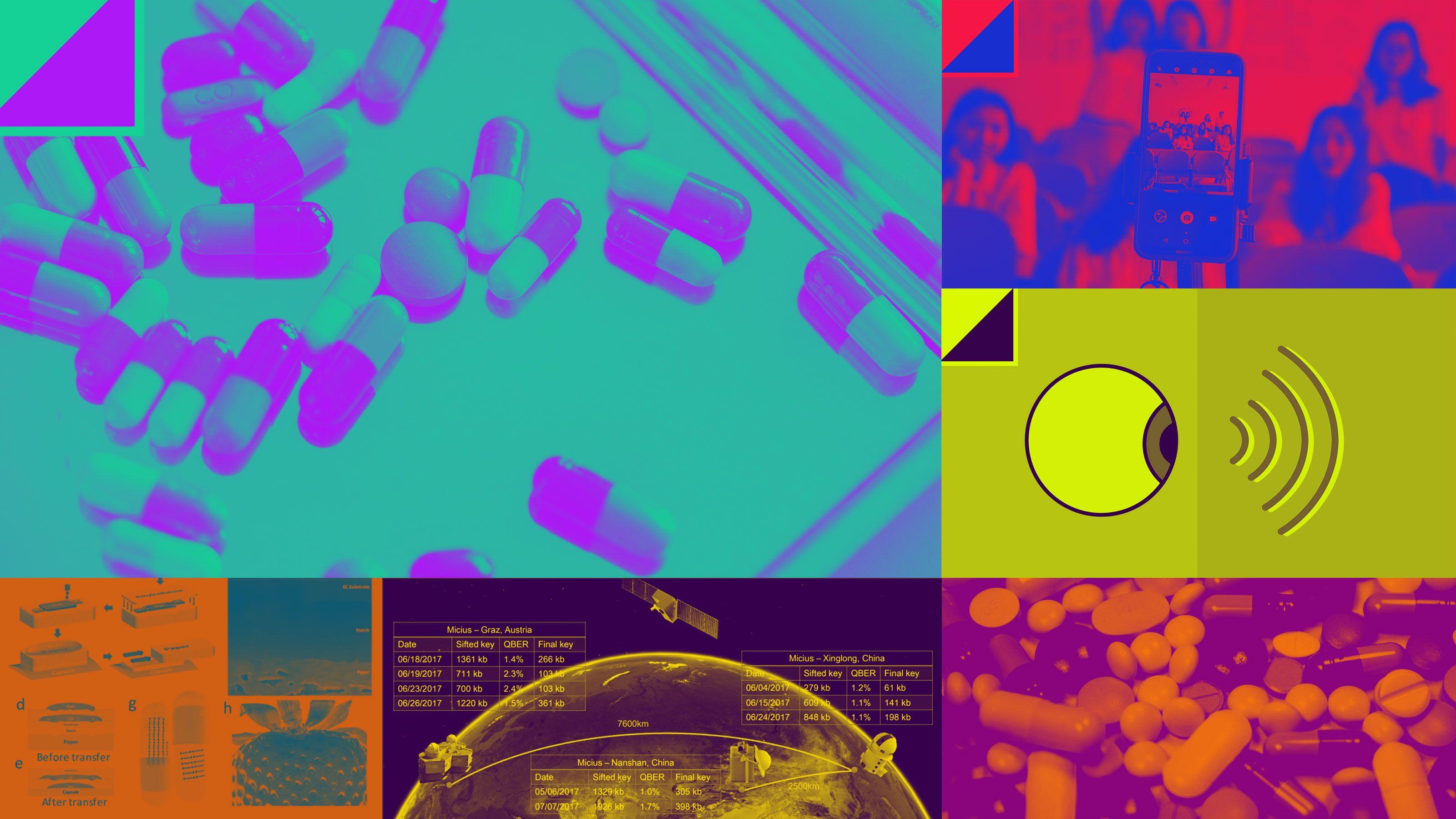 MITTRが2018年に紹介した「arXiv発」のユニークな発明ベスト10