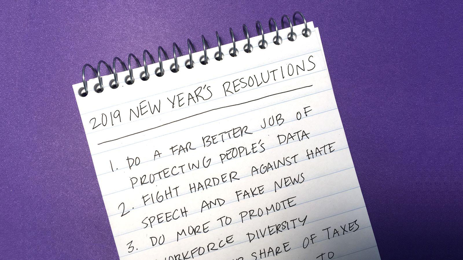 逆風のシリコンバレー GAFAが掲げるべき 「新年の抱負」