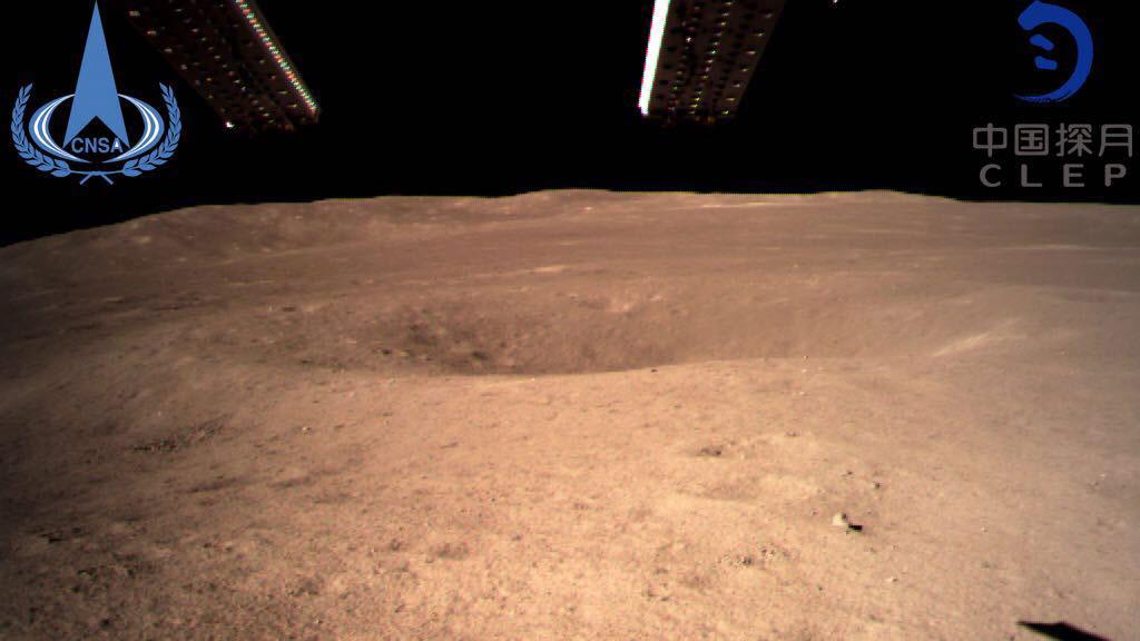 中国の嫦娥4号、人類史上初の「月の裏側」に着陸成功