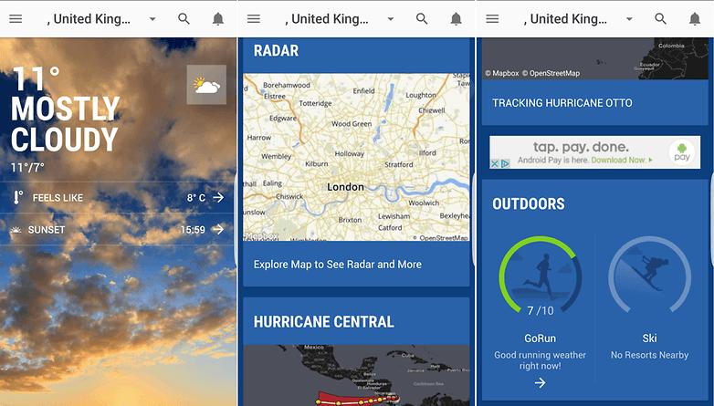 米国で人気の天気アプリ、収集した位置情報を第三者に販売か