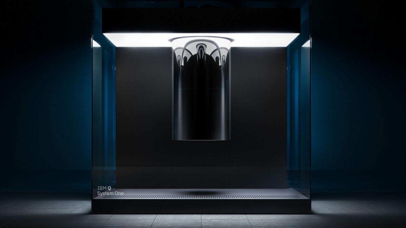 IBMが商用量子コンピューターを発表、クラウドで提供