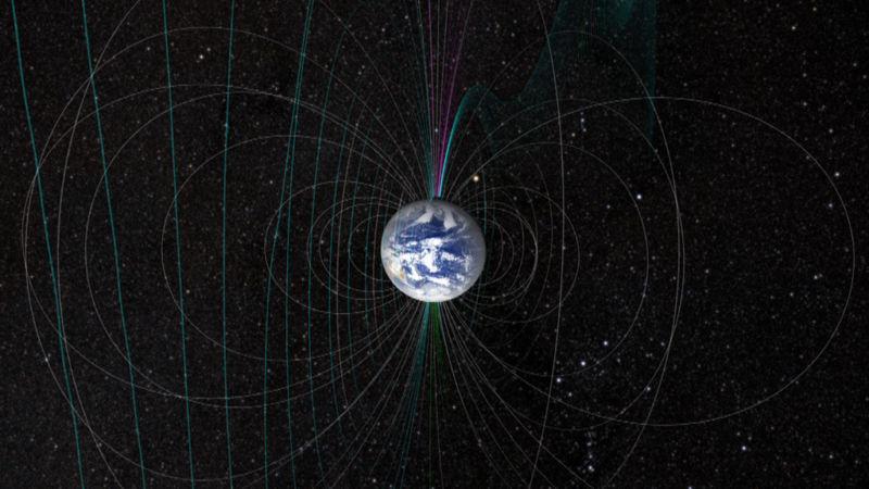 磁北極の移動が加速、地図アプリなどナビにも影響