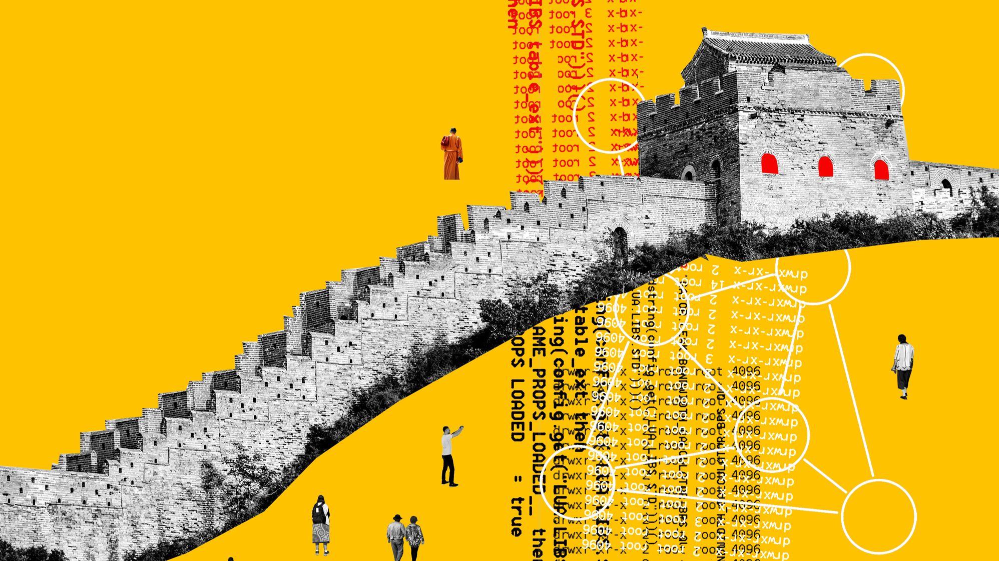 ネットを手に入れた中国が 「世界の検閲官」になるとき