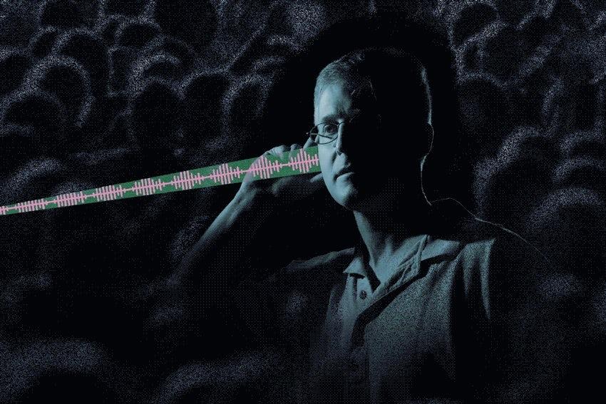 音声をレーザーでこっそり送信、MITの研究チームが開発