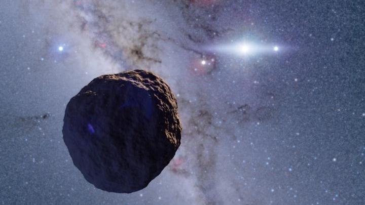 国立天文台、アマ向け望遠鏡で太陽系最果ての微小天体を発見