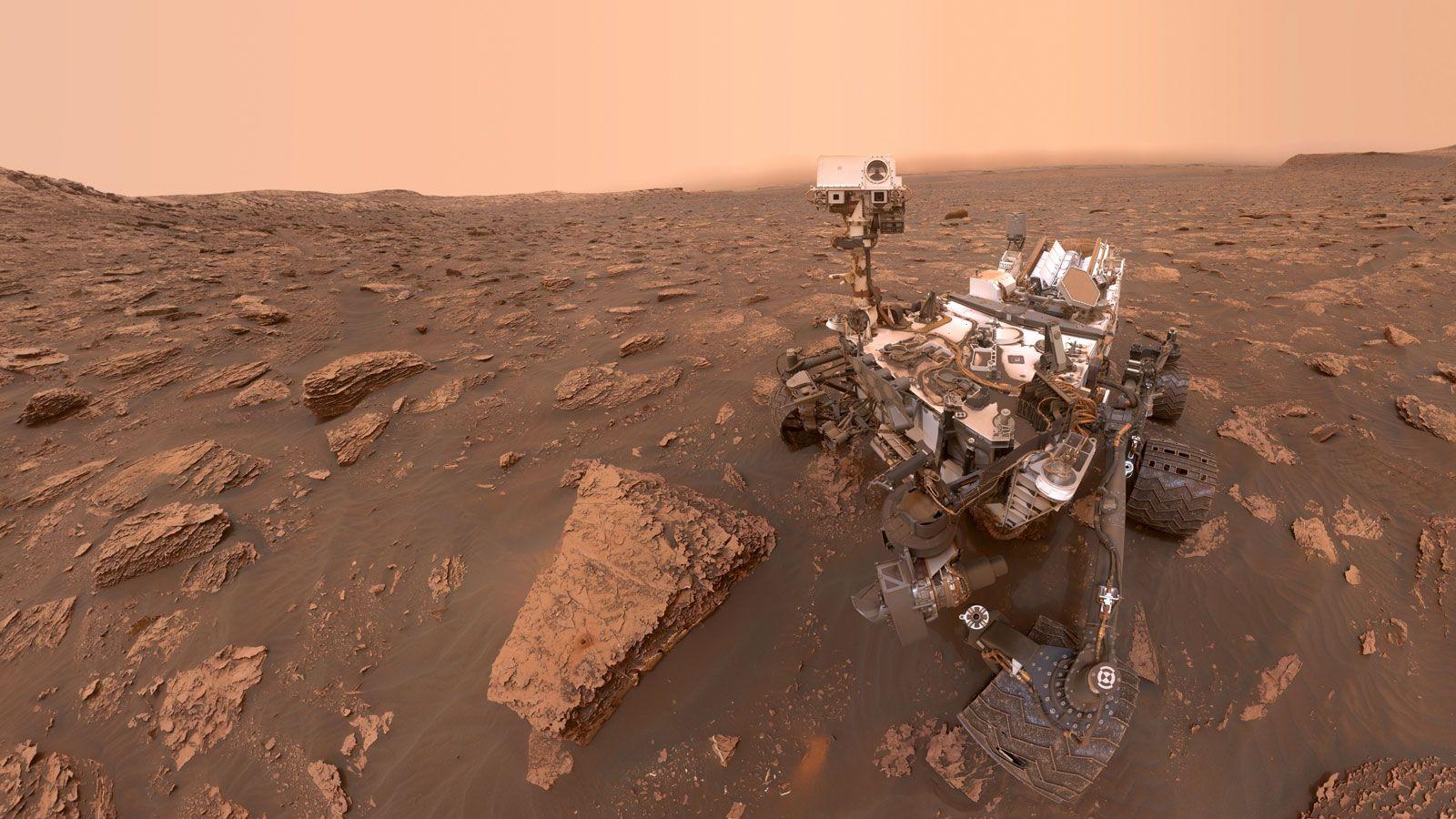 火星探査車の加速度計を重力計に転用、「工夫」が生んだ新発見