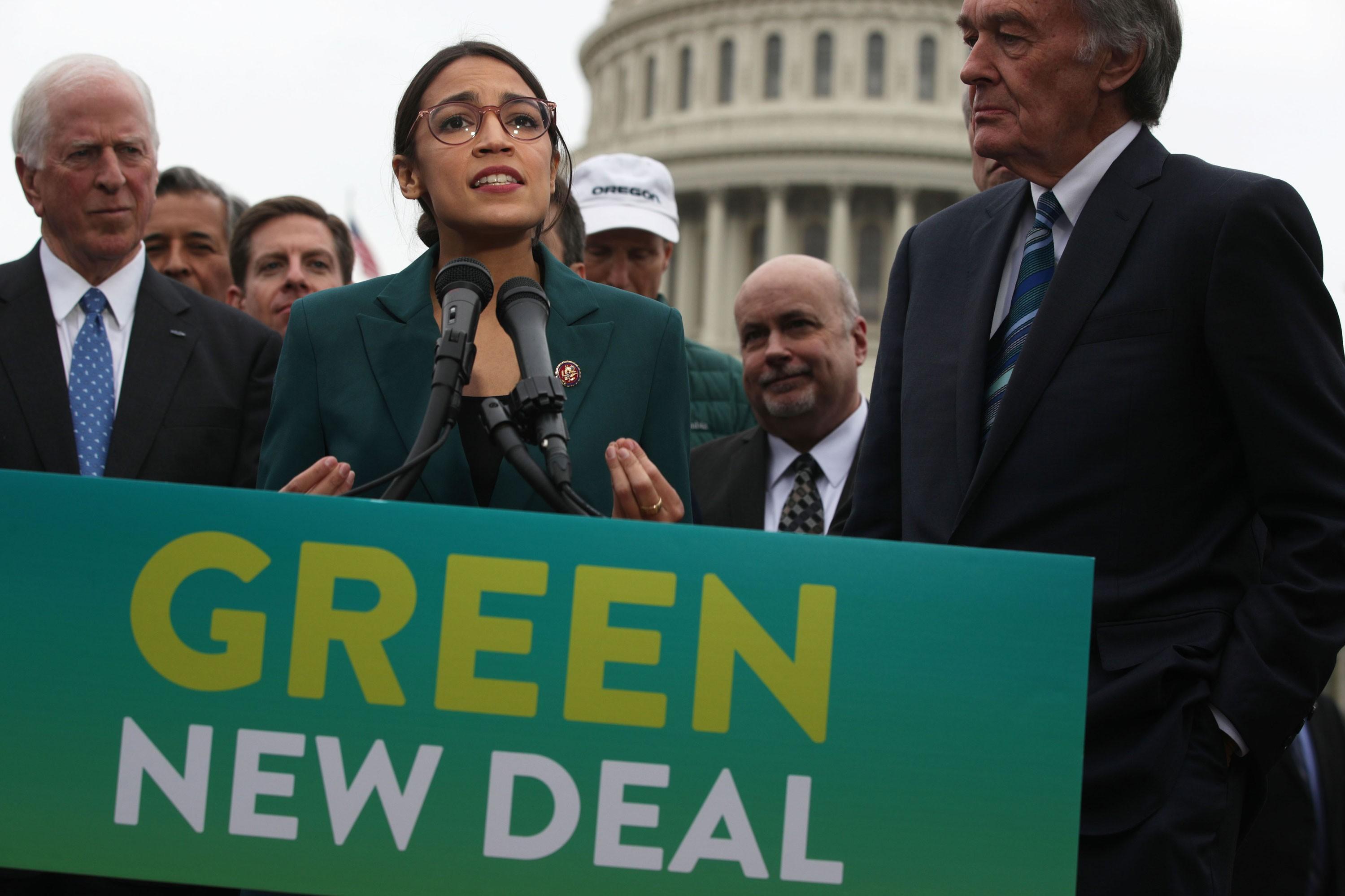 ついに発表された環境政策 グリーン・ニューディールは ただの「夢物語」なのか?