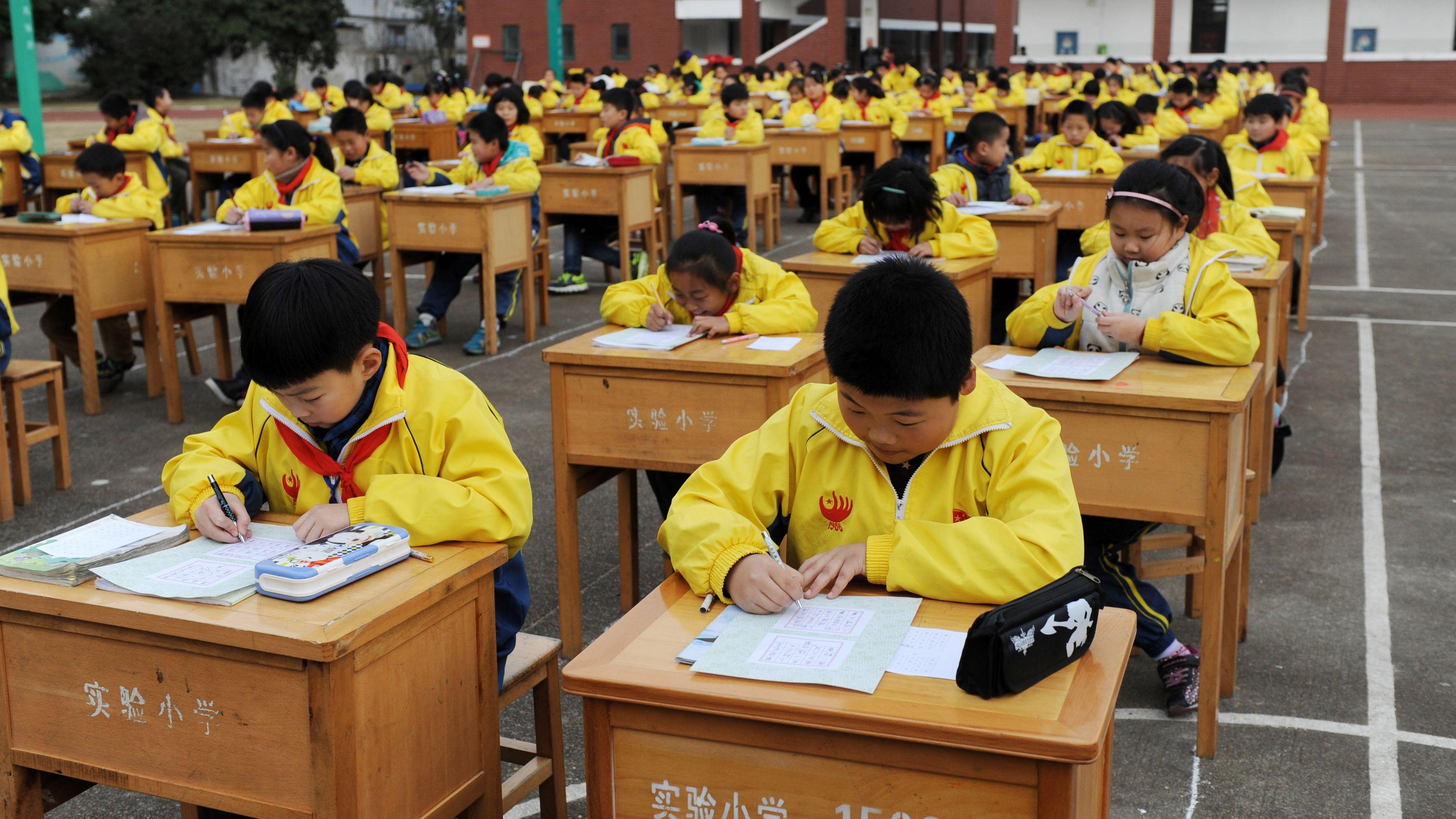 過熱する中国の英才教育、怪しげな「DNA才能検査」が流行る理由