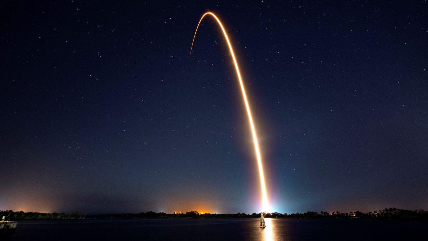 イスラエル初の月面探査機、打ち上げに成功