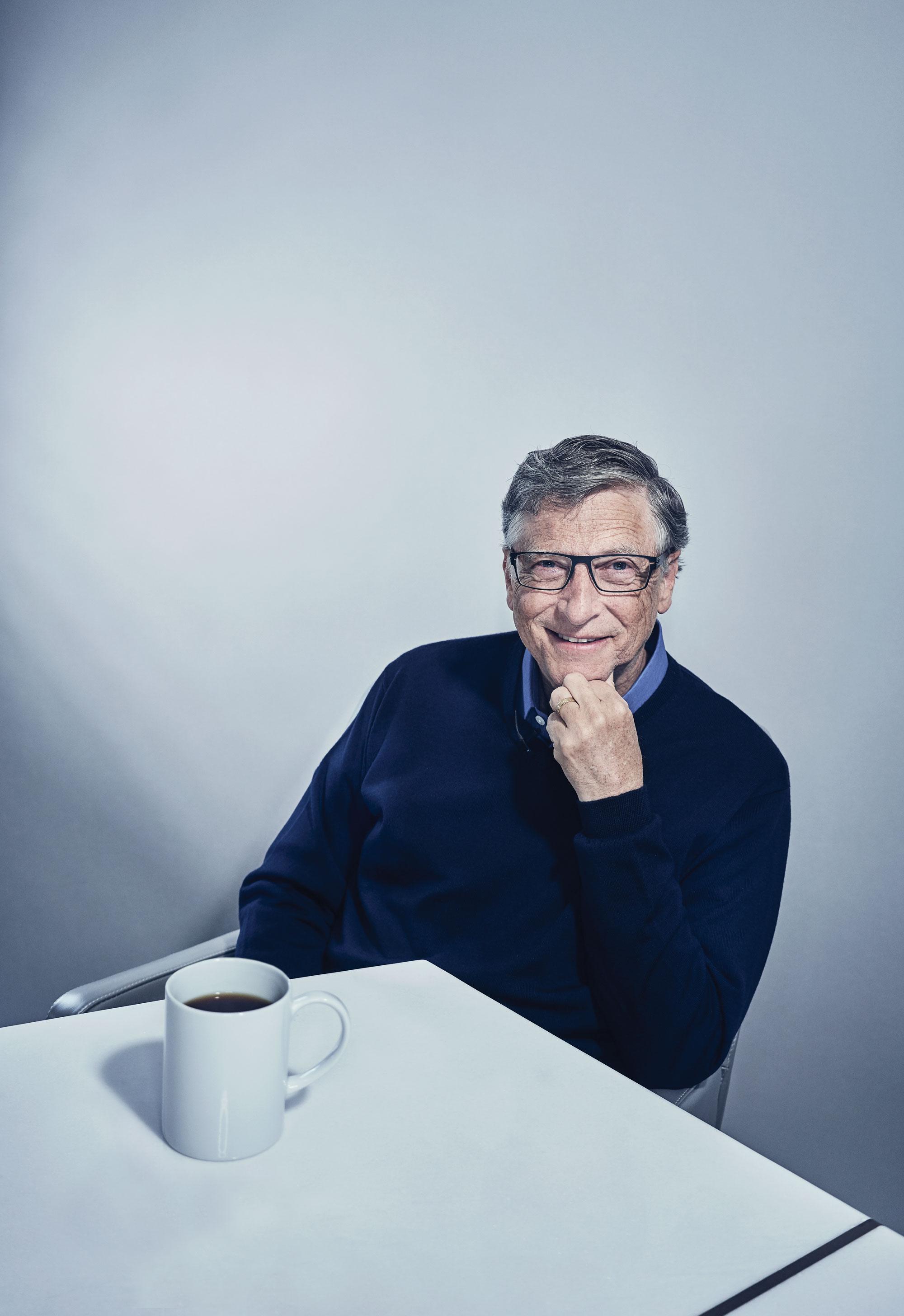 ビル・ゲイツ特別寄稿 「未来を発明する方法」