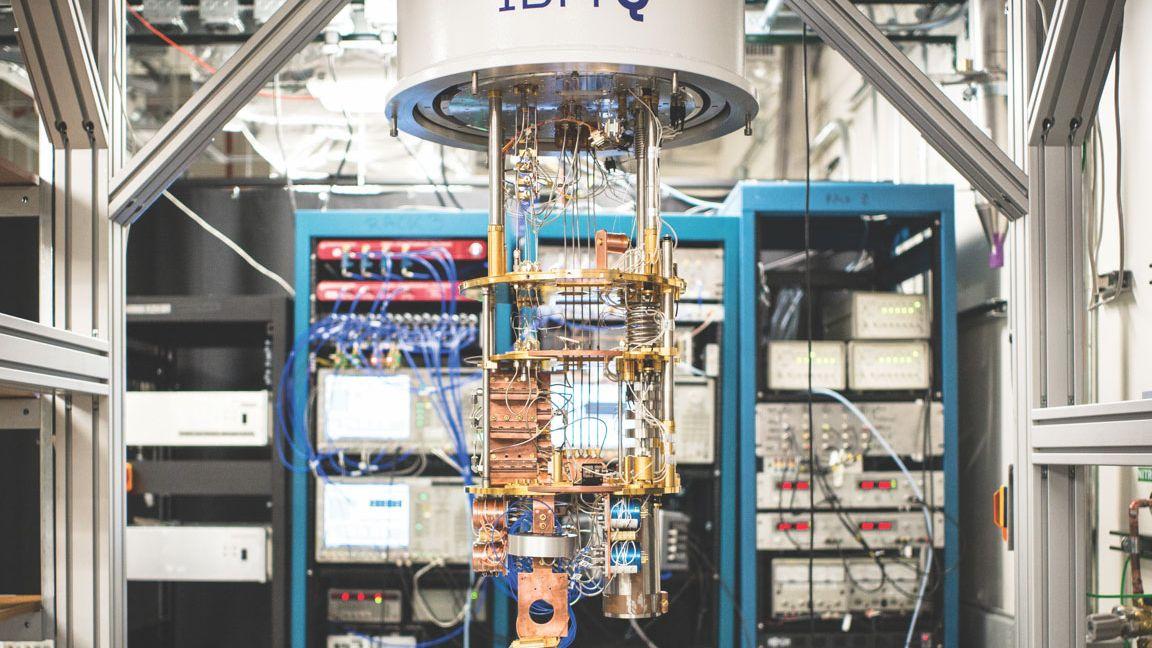 量子コンピューターで機械学習タスクの限界を克服、IBMとMIT