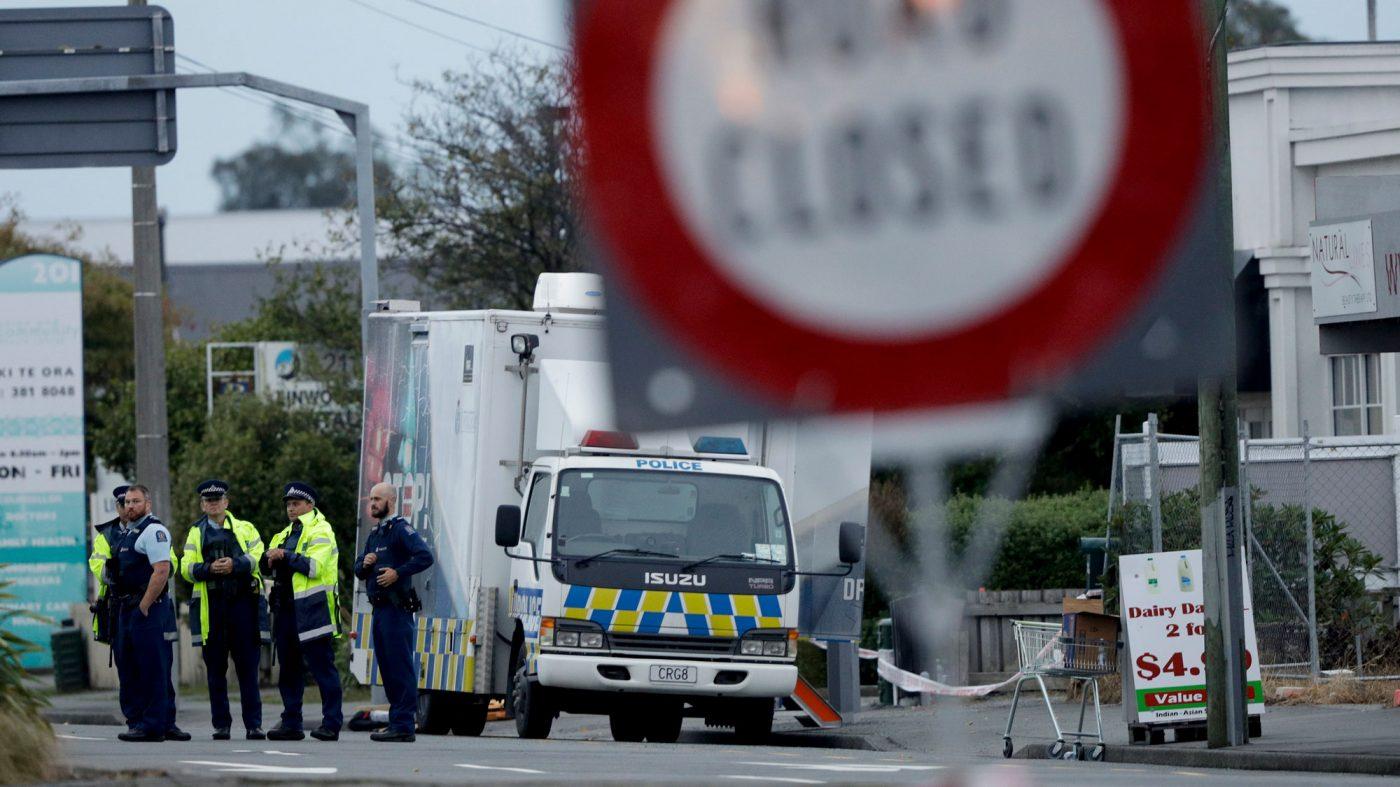 ソーシャルメディアの限界示した、ニュージーランド銃乱射事件