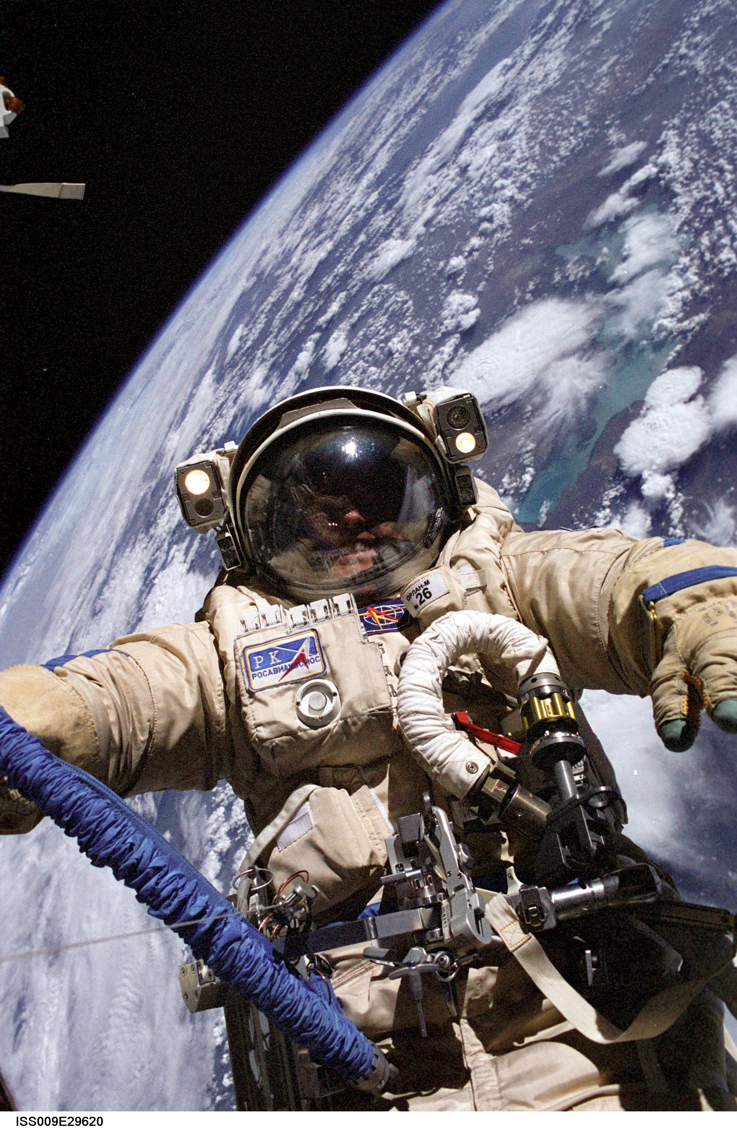 ボーイング製宇宙船に初搭乗 NASA宇宙飛行士が語った ミッションへの思い