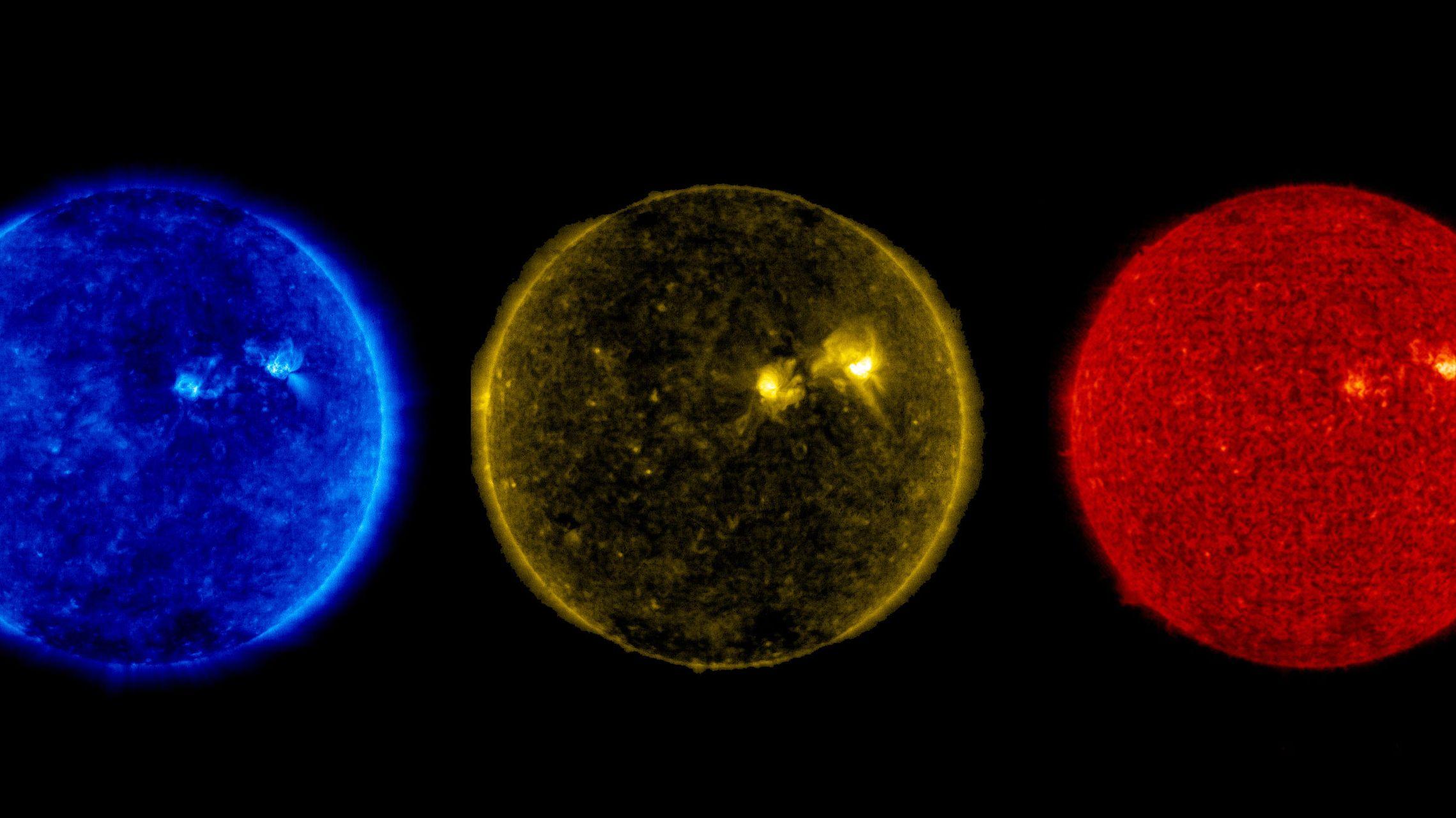 「太陽嵐」の脅威に備えよ、 ESAが計画する 宇宙天気観測ミッション