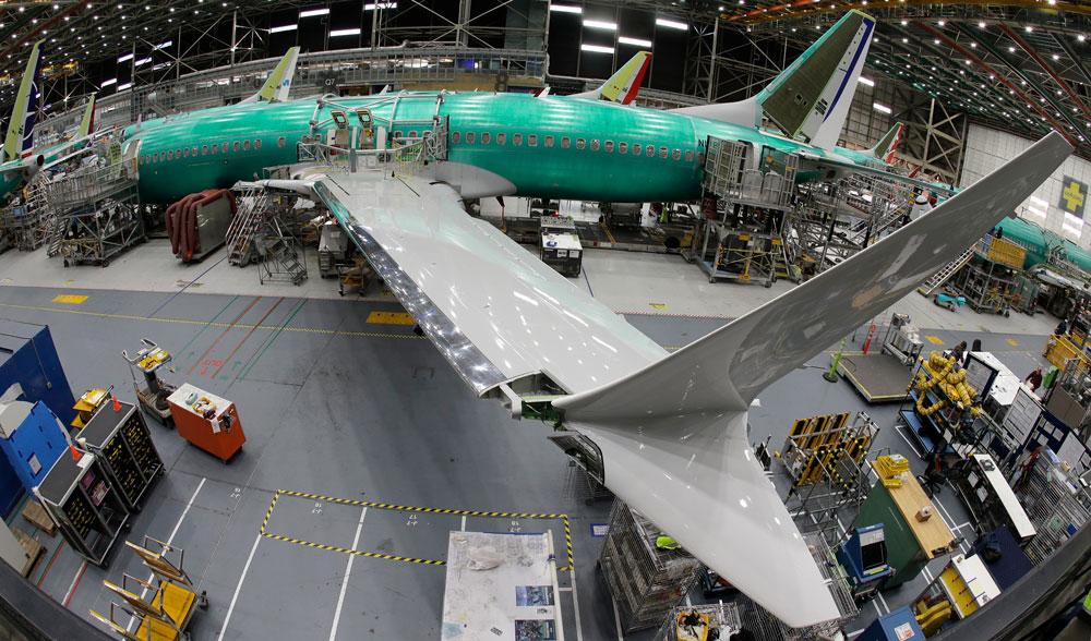 ボーイング、737 MAX搭載ソフトをアップデートへ