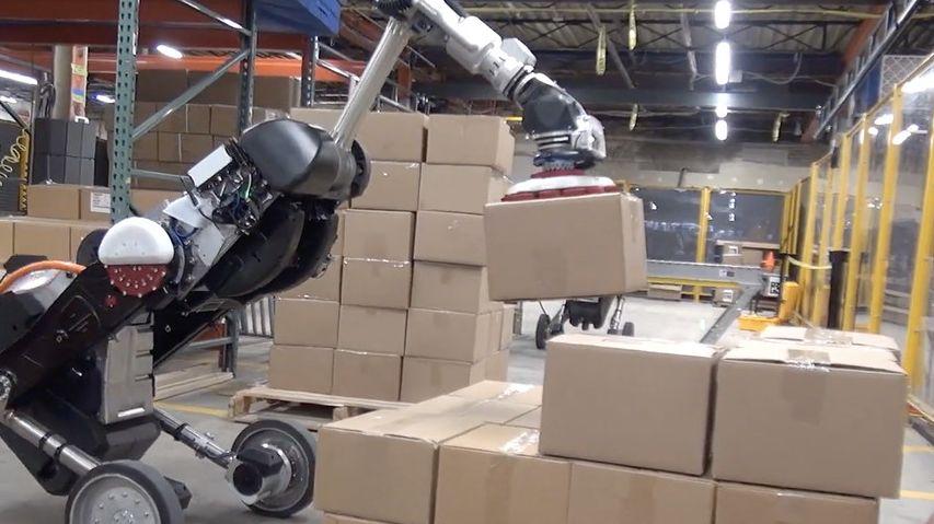 ボストン・ダイナミクス、頭脳強化で脱「おもしろロボット」へ