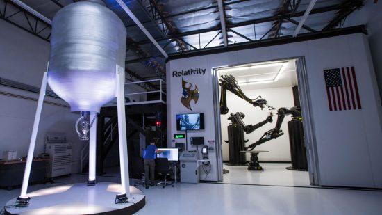3Dプリンターで宇宙を目指すレラティビティ、大口顧客を獲得