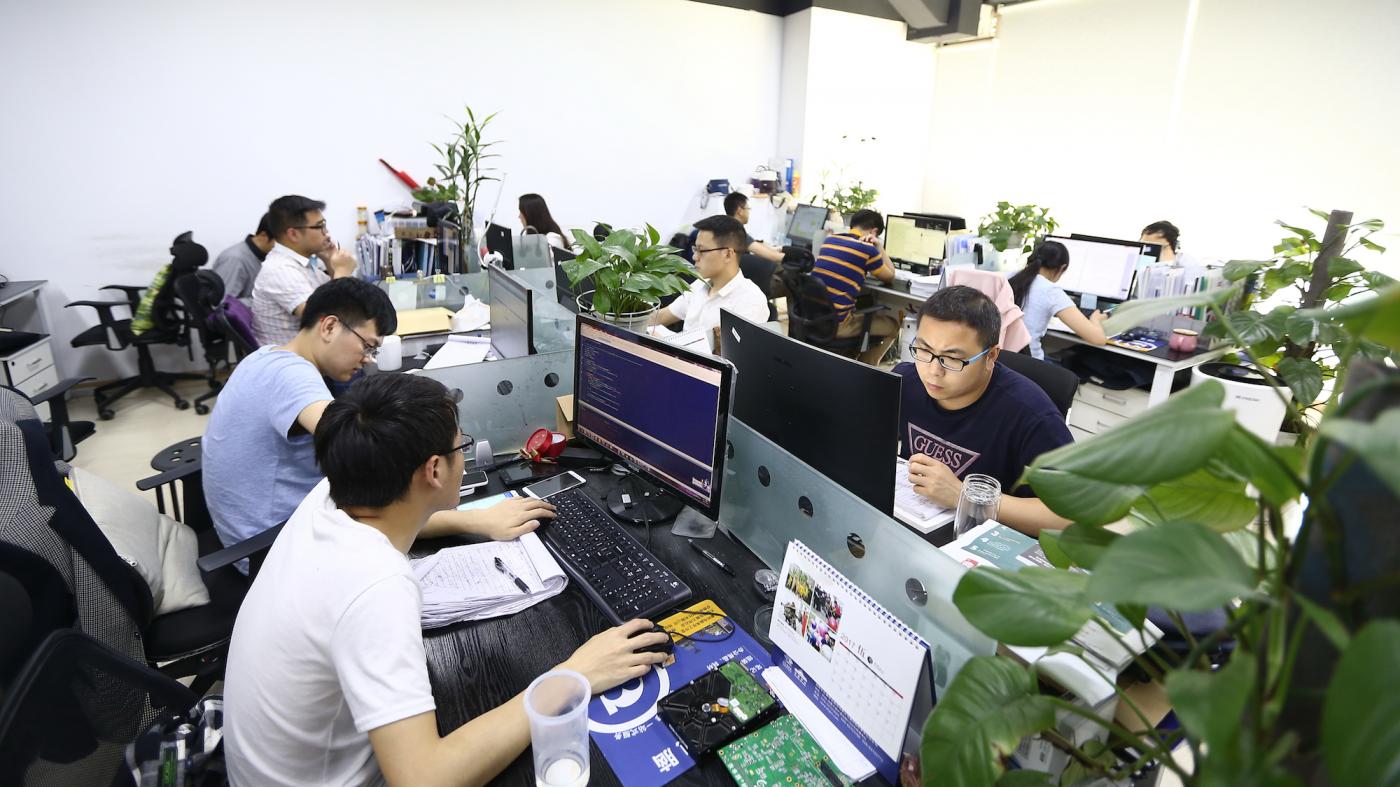 「AI大国」中国について知っておきたい5つのこと