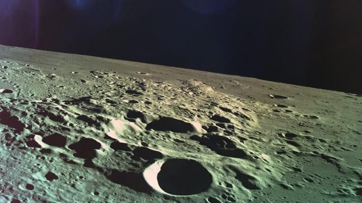 イスラエル探査機が月面着陸に失敗、「最後の写真」公開