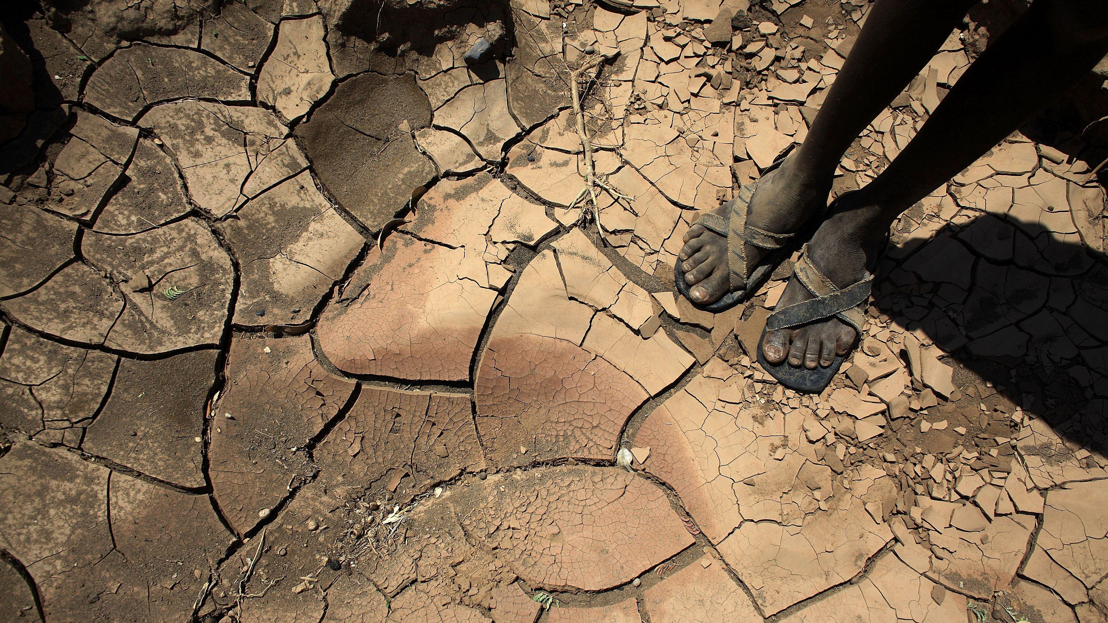 貧困国は貧しく、富裕国は豊かに=地球温暖化、すでに経済に影響