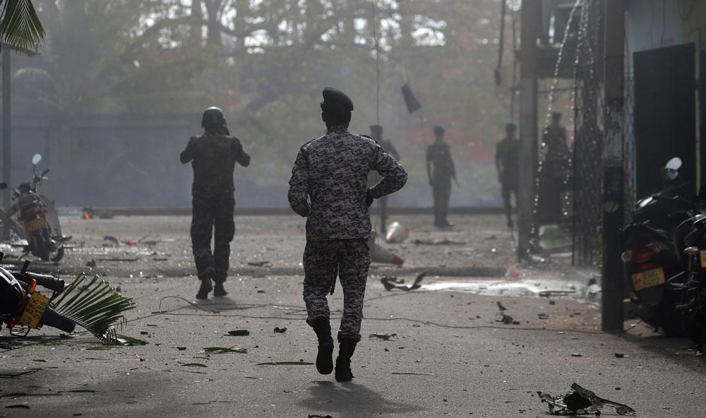 スリランカ政府がSNSを遮断、テロ関連のデマ拡散防止目的で