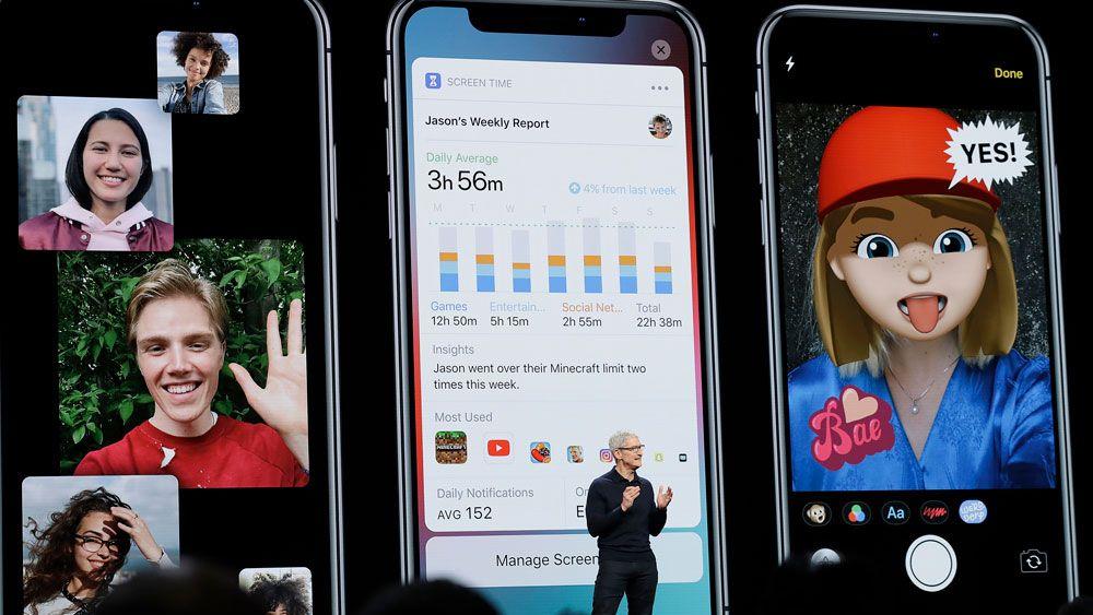 アップルがスクリーンタイム監視アプリを排除、正当性を主張