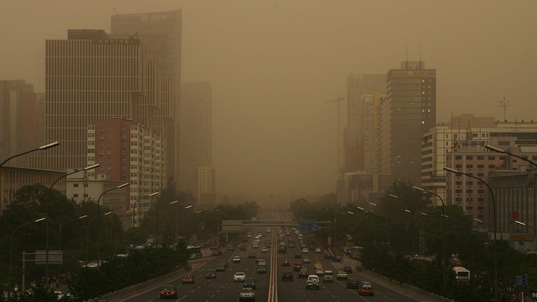 大気汚染が干ばつ被害を緩和? 気候変動対策に新たな難題か