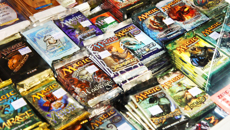 「マジック:ザ・ギャザリング」は世界で最も複雑なゲームだった