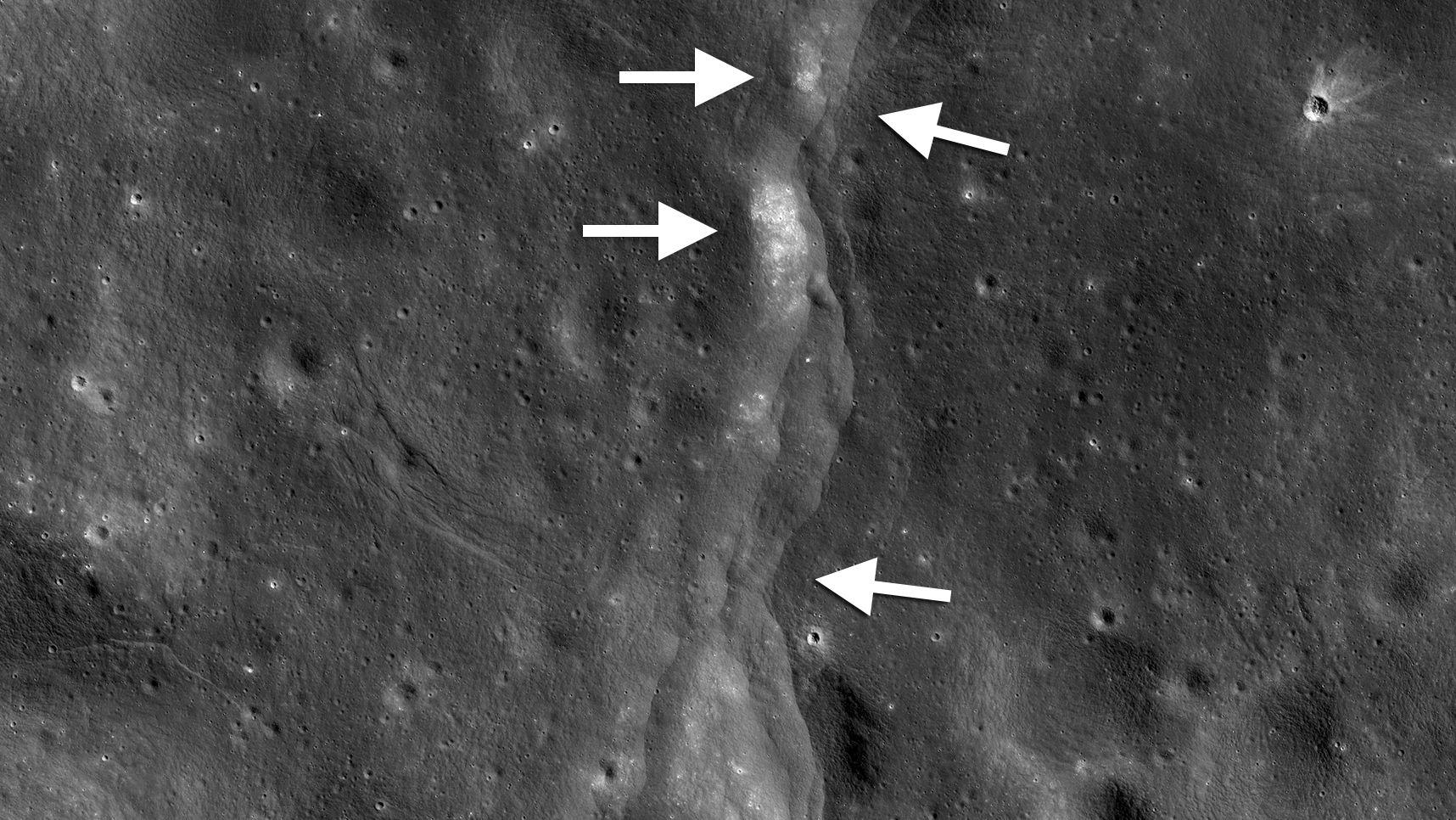 実は活発だった「月」の地殻活動、地震計データを再分析